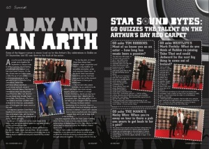 Arthur's Day 2010