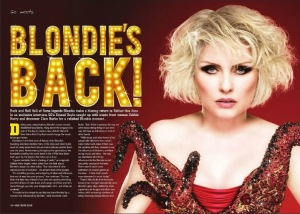 Blondie's Back