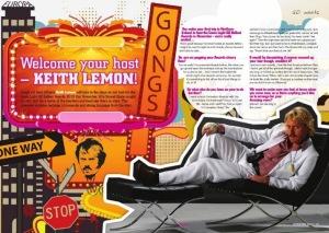 Keith Lemon interview