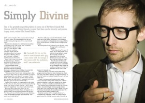 Neil Hannon interview